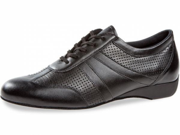 Herren Tanzschuh Diamant Modell 133: Leder-Sneaker für Herren mit Keilsohle