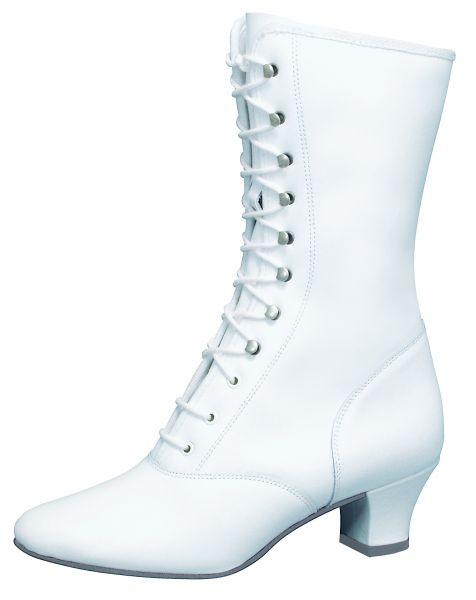 Damen Tanzschuh Gardestiefel Bleyer Modell 9486
