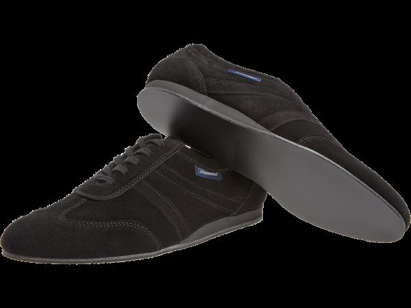 Herren Tanzschuh Diamant Modell 133: Veloursleder-Sneaker mit der Neuen Vario-Spin-Sohhle